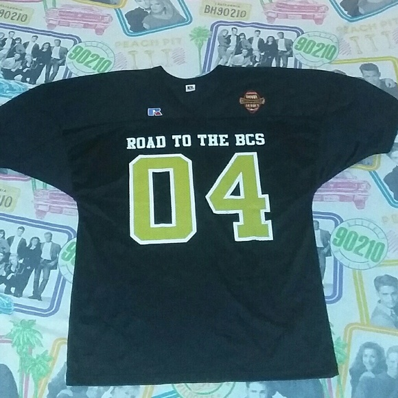 Russell Athletic Other - 2004 NCAA ABC Road to The BCS Football Jersey